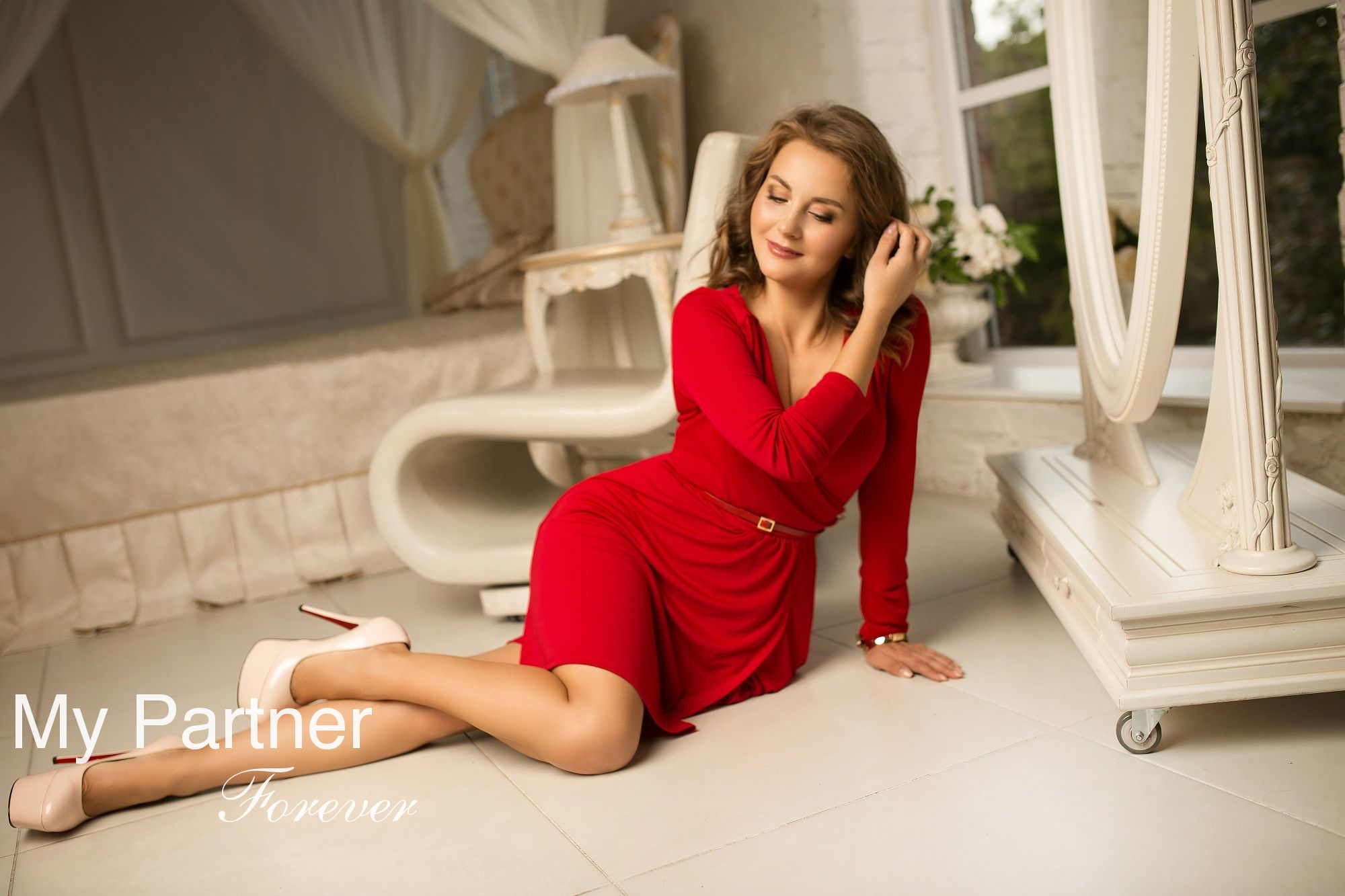 Datingsite to Meet Stunning Ukrainian Woman Nataliya from Kiev, Ukraine