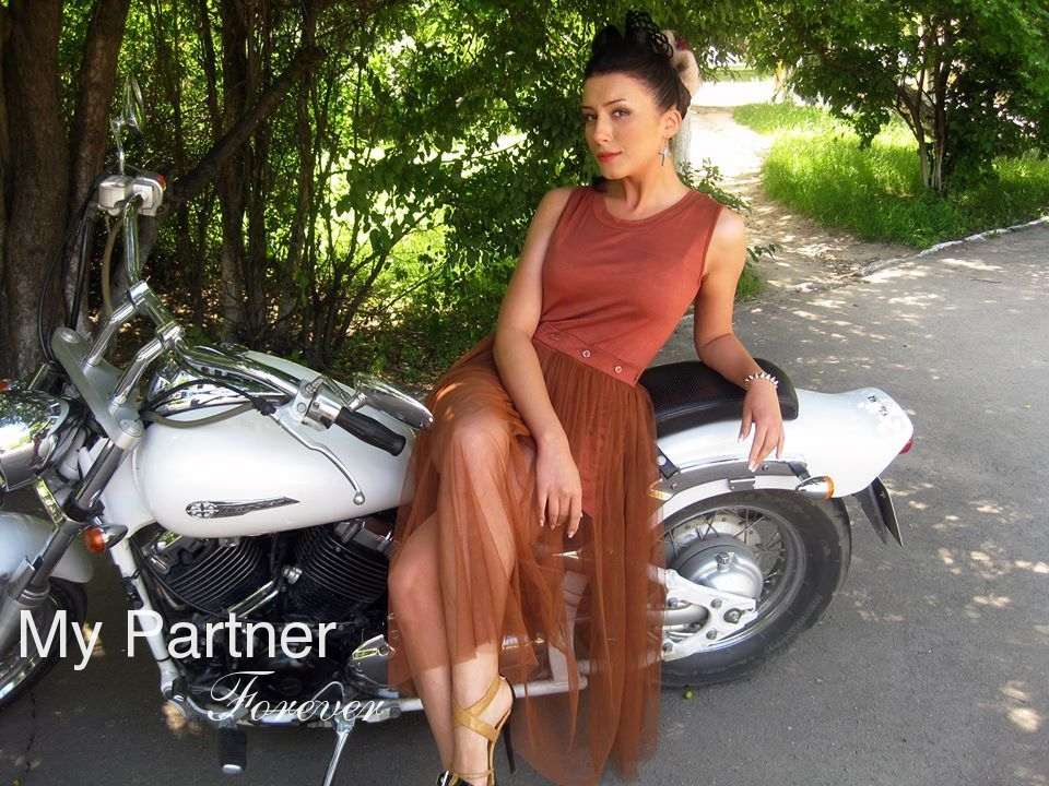 Gorgeous Ukrainian Woman Anna from Vinnitsa, Ukraine
