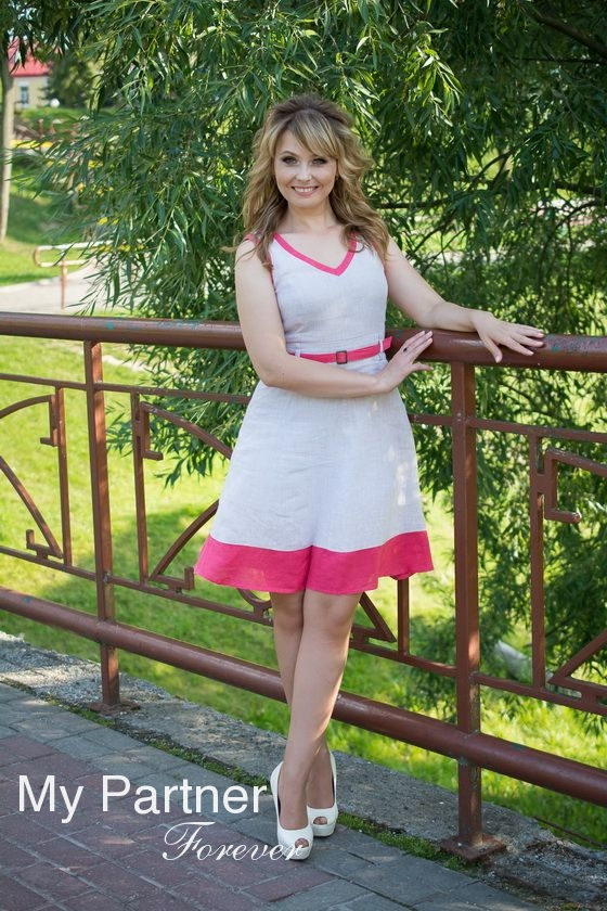 International Dating Service to Meet Olesya from Grodno, Belarus