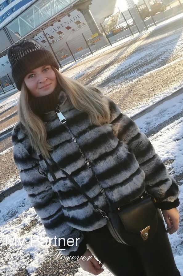 International Marriage Agency to Meet Yuliya from Grodno, Belarus