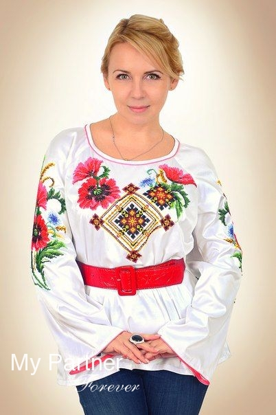 Online Dating with Anzhela from Vinnitsa, Ukraine