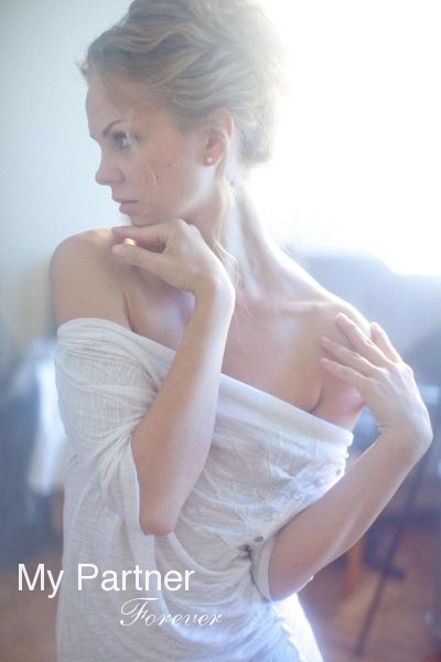 Online Dating with Single Russian Woman Marina from St. Petersburg, Russia
