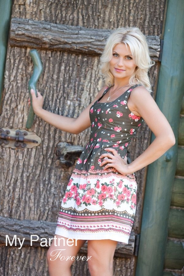 Online Dating with Stunning Ukrainian Woman Tatiyana from Poltava, Ukraine
