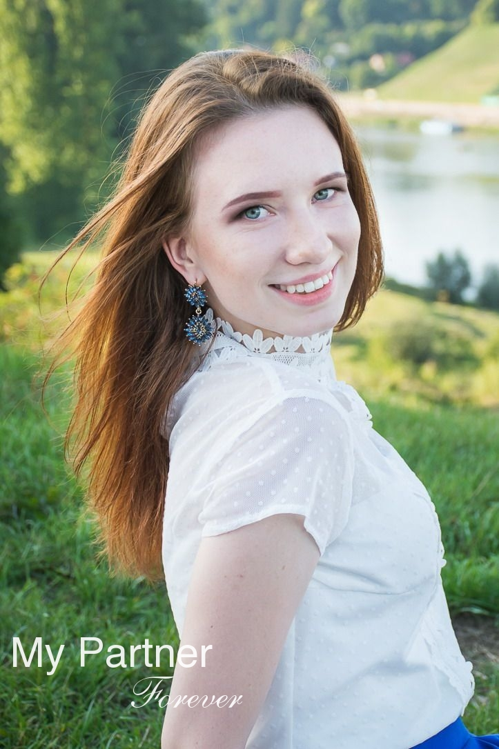 Single Lady from Belarus - Karina from Grodno, Belarus