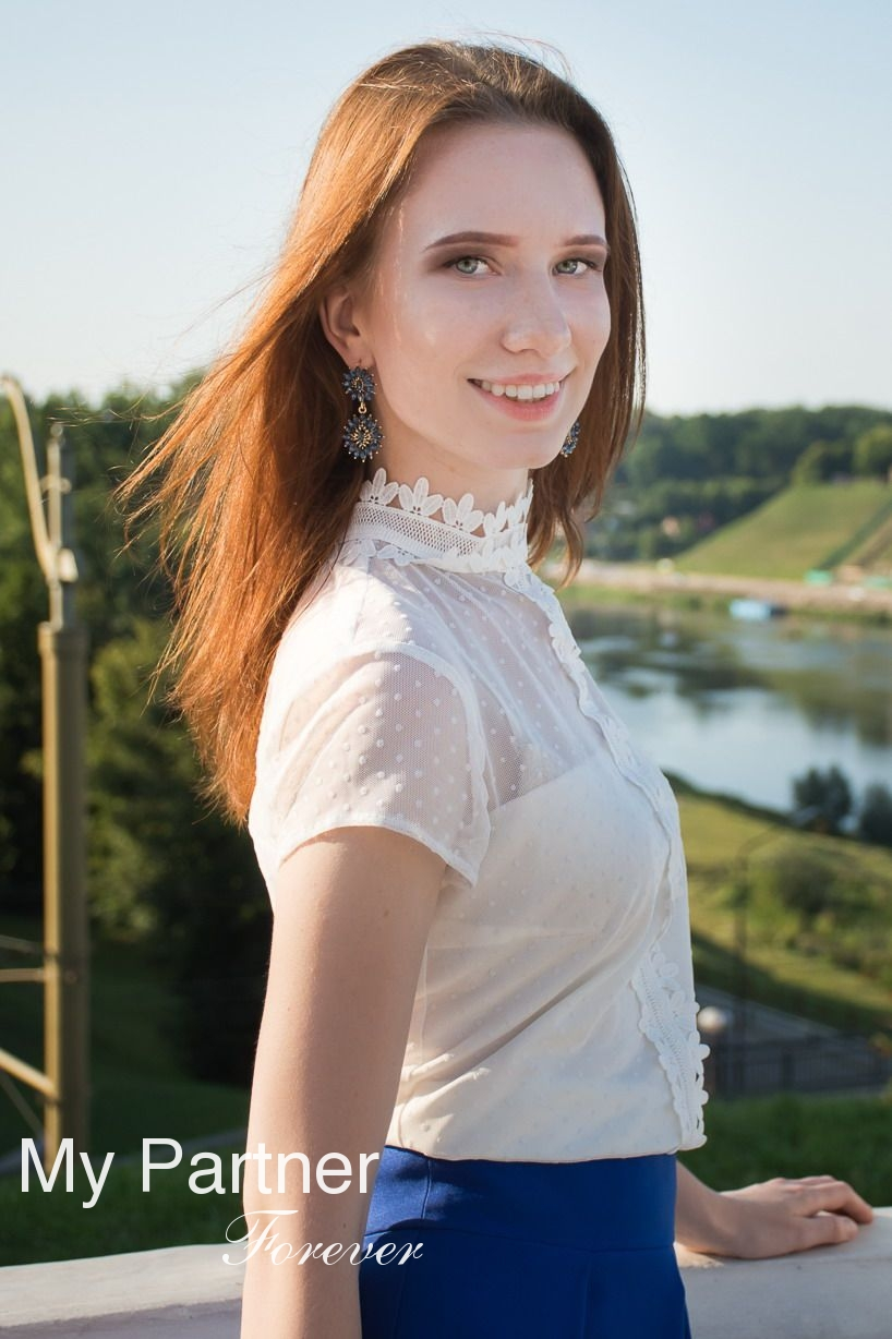 Stunning Lady from Belarus - Karina from Grodno, Belarus