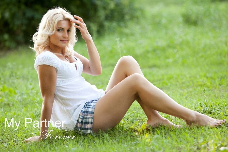 Ukrainian Woman Looking for Marriage - Tatiyana from Poltava, Ukraine