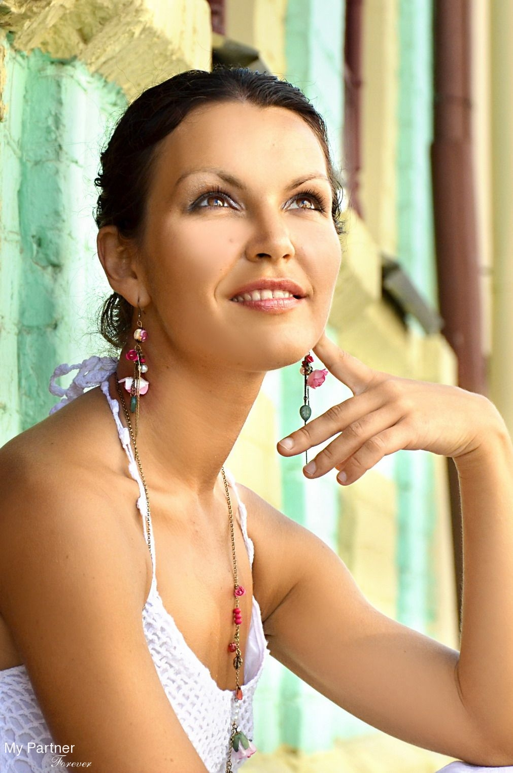 Online Dating with Pretty Belarusian Woman Svetlana from Grodno, Belarus
