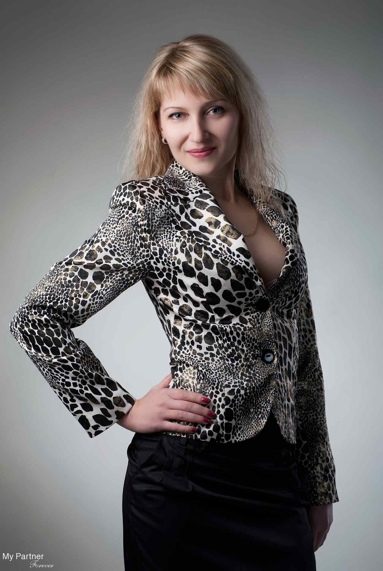 Single Girl from Ukraine - Olga from Zaporozhye, Ukraine