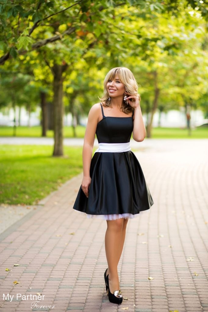 Ukrainian Girl for Marriage - Oksana from Dniepropetrovsk, Ukraine